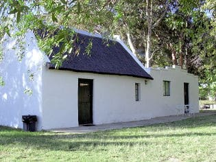 Frikkie se Huis self-catering cottage accommodation near Clanwilliam