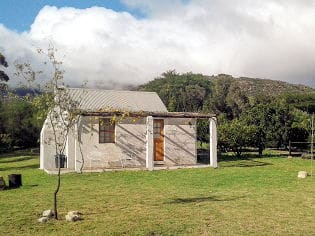 Meulhuis self-catering cottage Clanwilliam South Africa